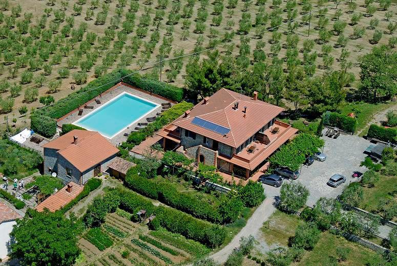 Casa Rondini, organic farm