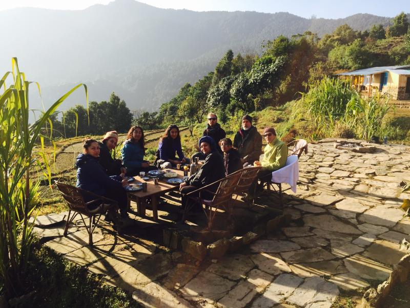 Adam Tribe Mountain Inn, holiday rental in Pokhara