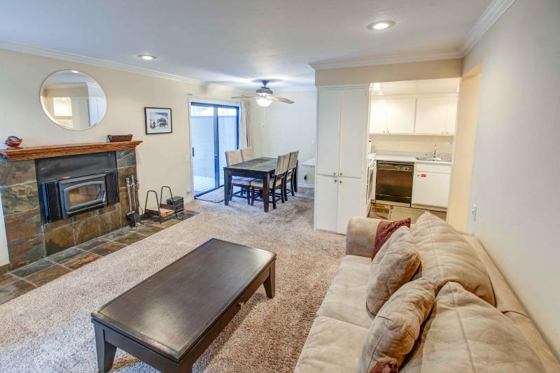 Fireside at The Village #108 - Open floor plan