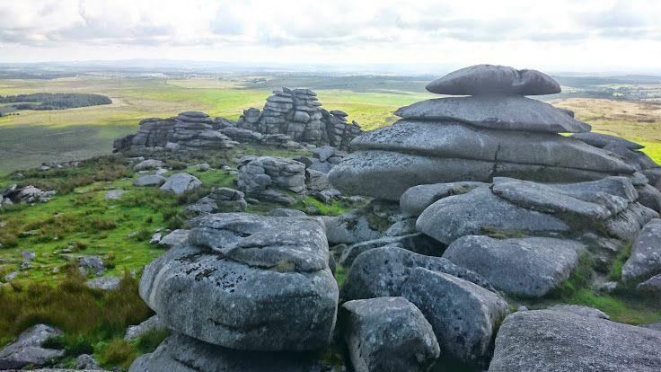 Explore Bodmin moor just up the road from Culloden Farmhouse