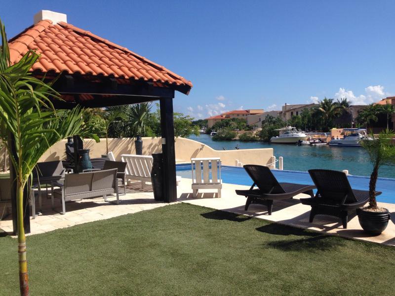 condominium nautica, vacation rental in Puerto Aventuras