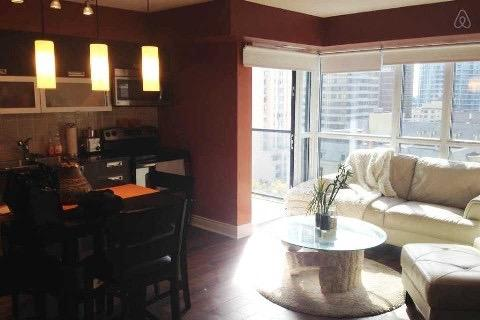 Luxurious furnished condo.  Sleeps 3 people.