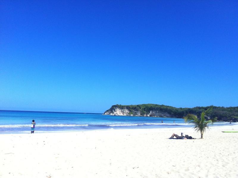 Gorgeous white sand beaches :)