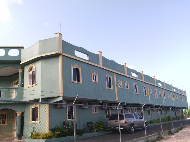 A side view of our building.