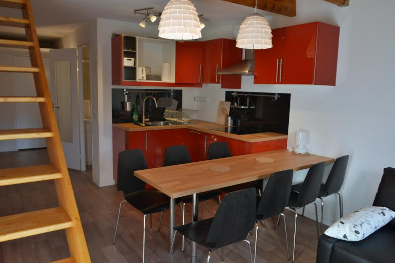 Appartement tout confort, vacation rental in Saint-Etienne-de-Tinee