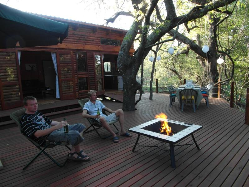 Blyde River Cabin Guesthouse, holiday rental in Balule Nature Reserve