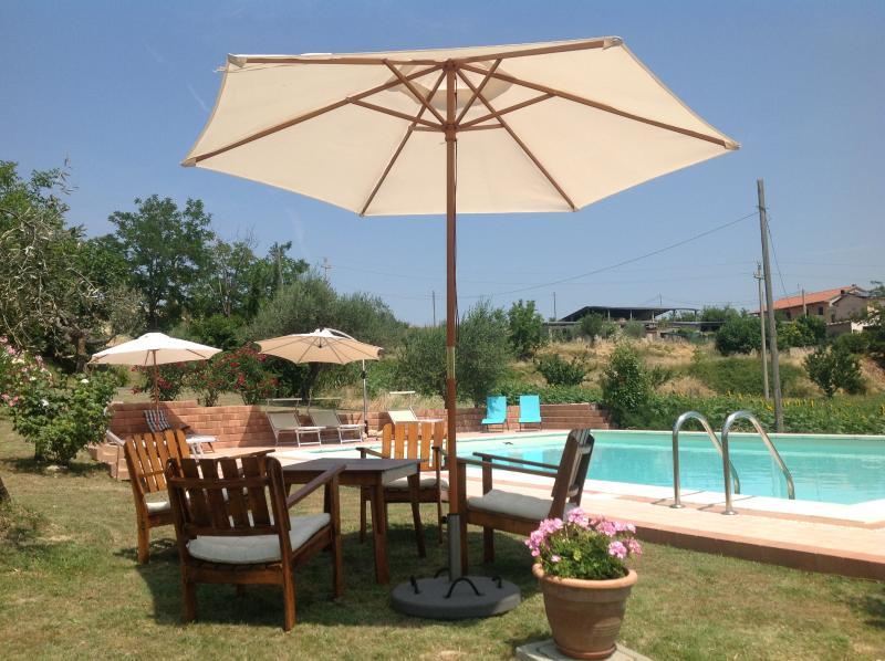 Casa Montebello, vacation rental in Castelli