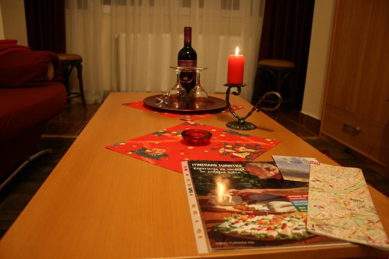 Apartament Milea, holiday rental in Sibiu