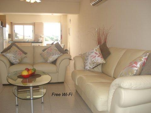 Luxury apartment at Nissi Golden Sands. Very close to Nissi beach., vacation rental in Ayia Napa