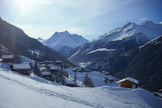 Peaceful Mountain Paradise - Herens - Valais, aluguéis de temporada em Evolene