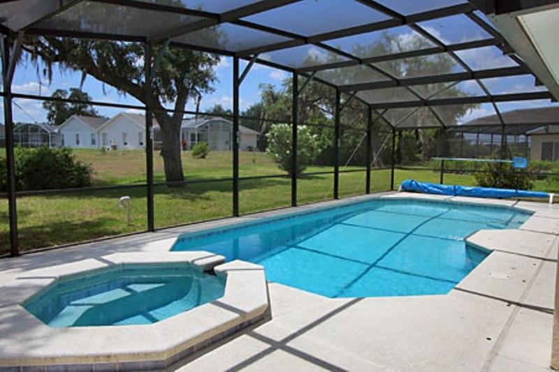 32ft Pool (Kostenlose Wärme!) und Whirlpool mit riesigen Sonnendeck