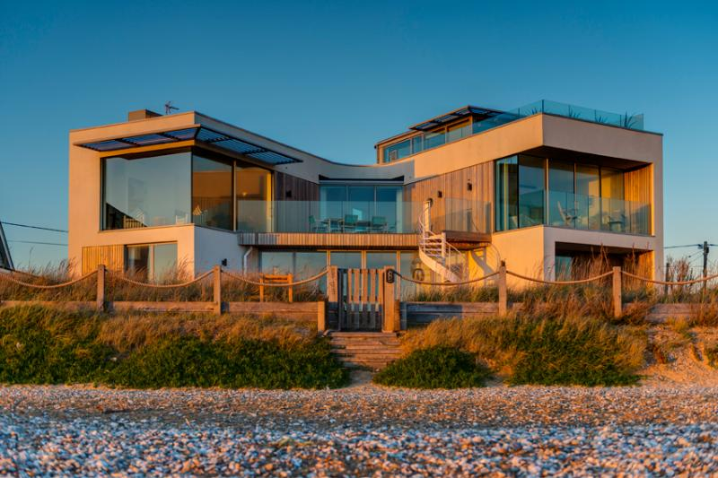 Luxury Ocean Front Camber Beach House