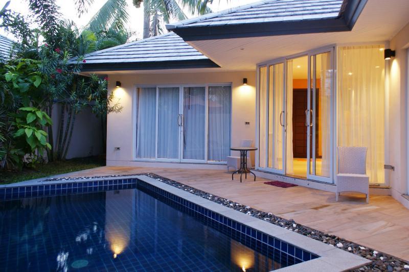 The Place Villas (One bedroom - 104), location de vacances à Lipa Noi