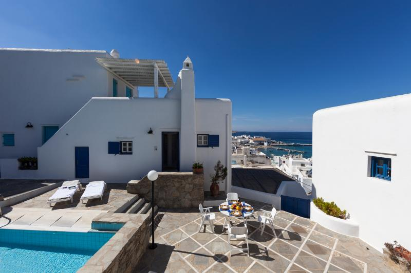 Mykonos  Town House, holiday rental in Mykonos Town