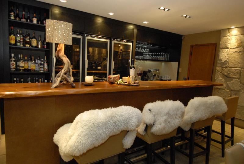 Espace Bar à vins et boissons à Galileo Boutique Hotel