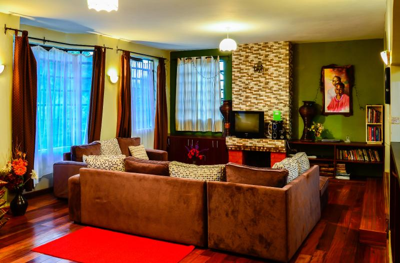 our warm lounge