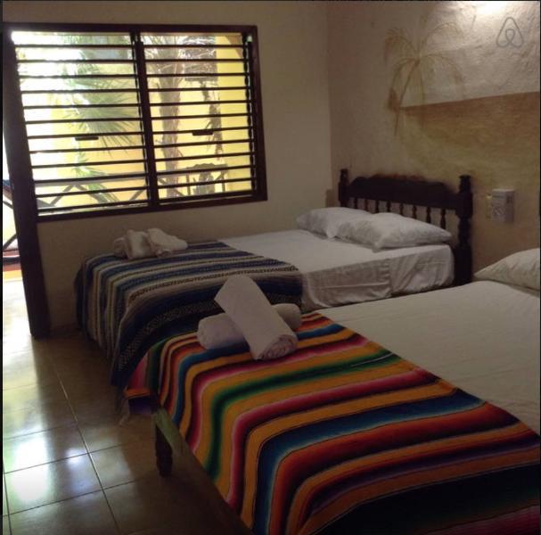 Hermosa Posada, sobre la famosa 5ta Avenida., holiday rental in Playa del Secreto