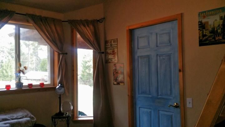 1 Queen size bed f, holiday rental in Cave Junction