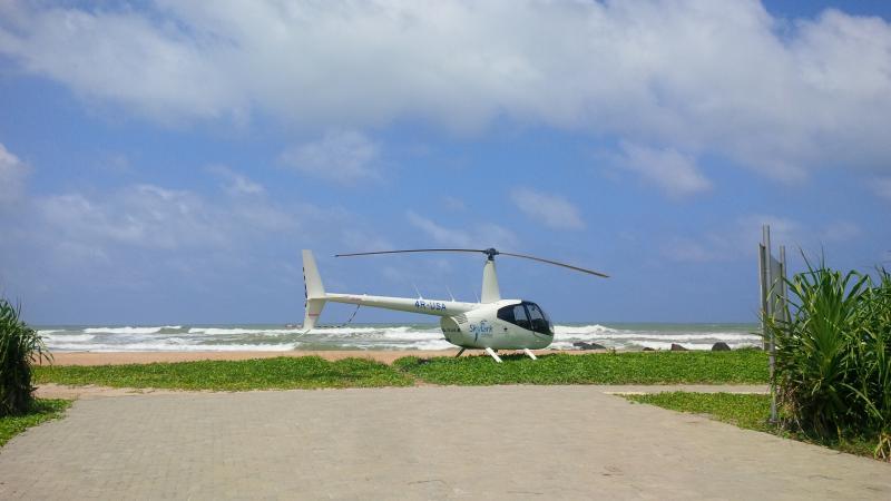 Helicopter Joy Rides, Ferienwohnung in Moragalla