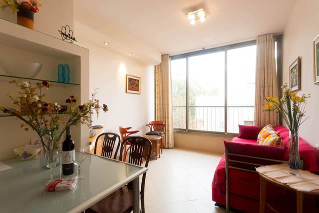 2 bedrooms deluxe -Raanana center #31, holiday rental in Hod Hasharon