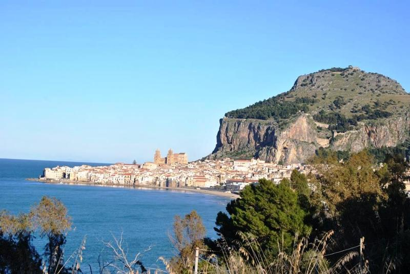 view of cefalù