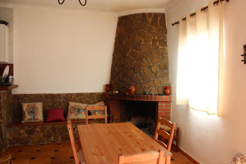 Casa en plena Sierra de Cádiz, ideal para amantes de la naturaleza y la tranquilidad.