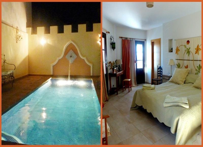 Casa Convento - Romantic luxury  in a superb panoramic village location, holiday rental in Canillas de Aceituno