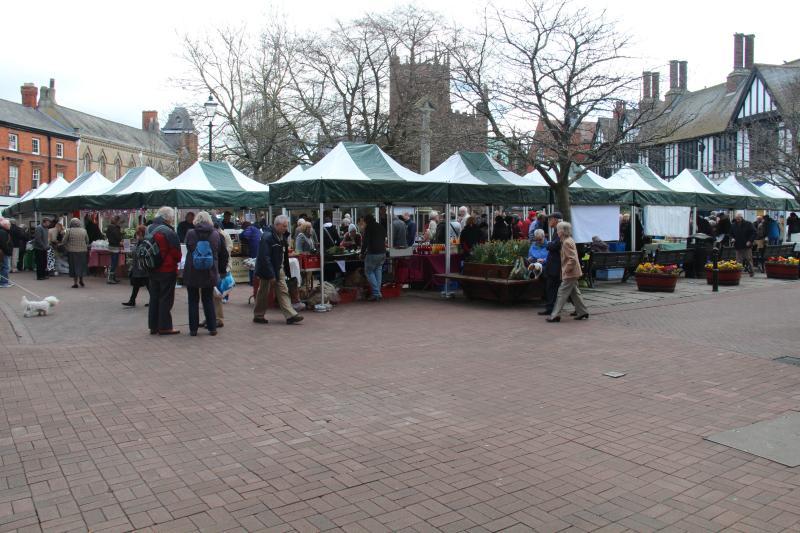 Nantwich Farmers Market -