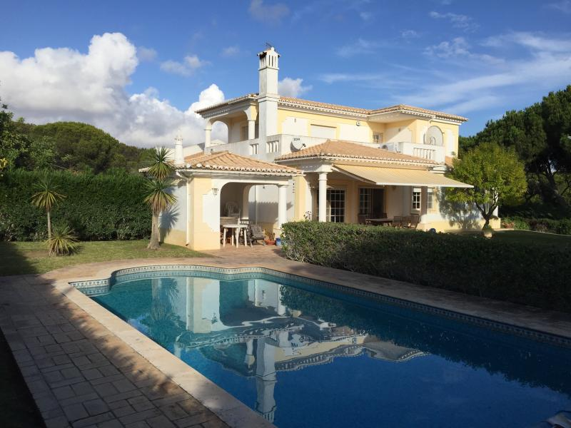 Wonderful private villa in the  Algarve