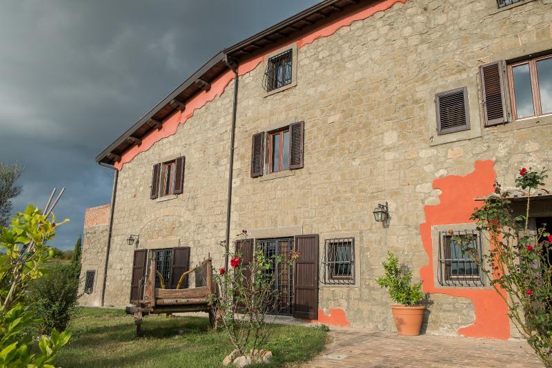 Antico Maniero, holiday rental in Celleno