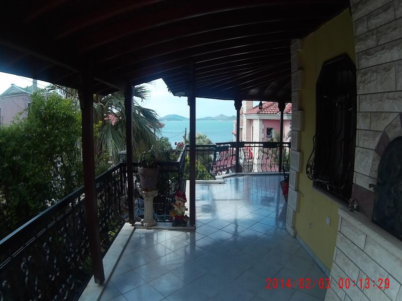 Cunda Adasinda Lux Villa, location de vacances à Skala Mistegnon