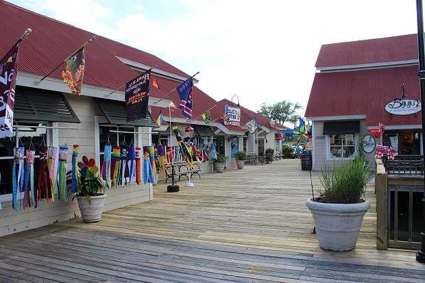 Shops at Barefoot Landing