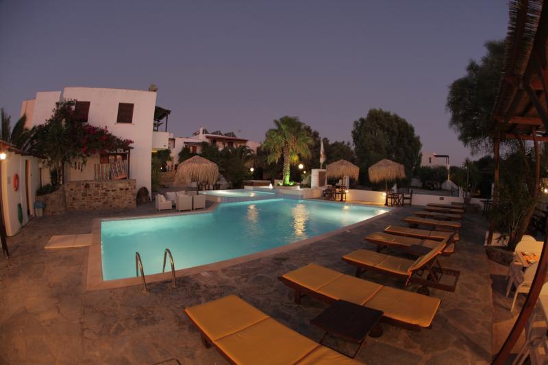 Summerland apartments, holiday rental in Pyrgaki