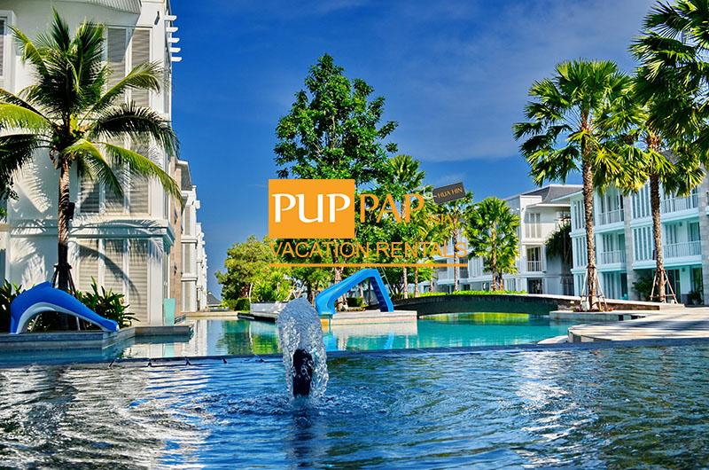 2Br garden view - Malibu By Puppap 056, holiday rental in Khao Tao