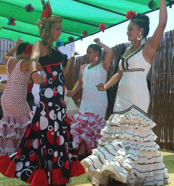 The Gaucin Flamenco festival.