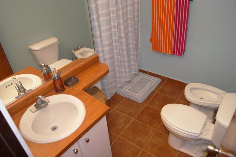 Full bathroom. Tub/shower