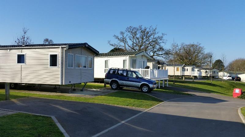 Holiday Static Caravan In 5 Rockley Park Poole Updated