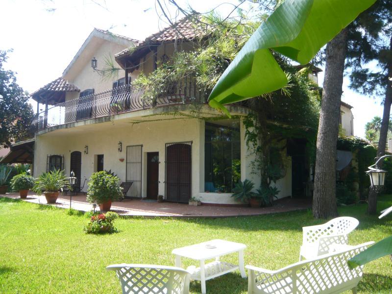 Villa Elisa, alquiler de vacaciones en Siracusa