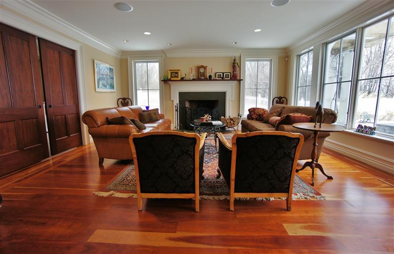 El lugar perfecto para reunirse y socializar con sus invitados