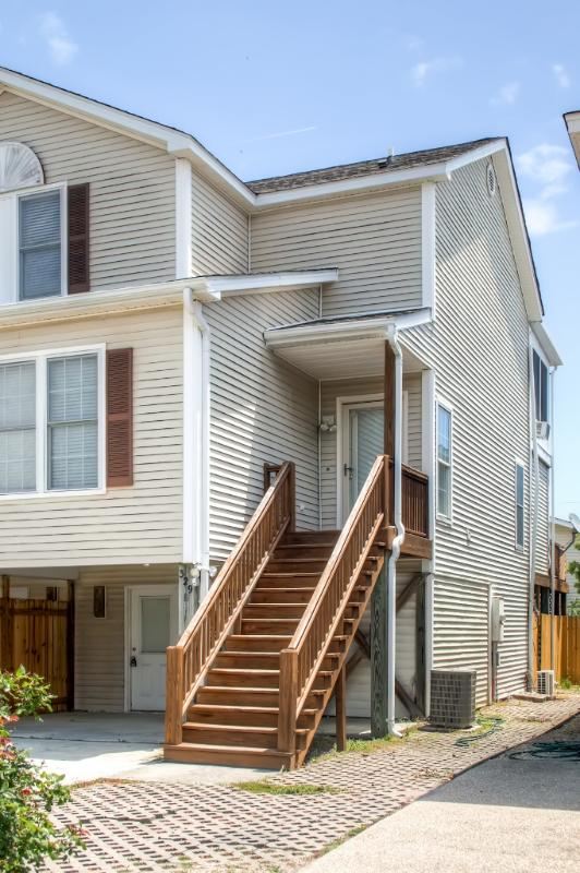 You'll love calling this Kure Beach vacation rental townhome your home-away-from-home!