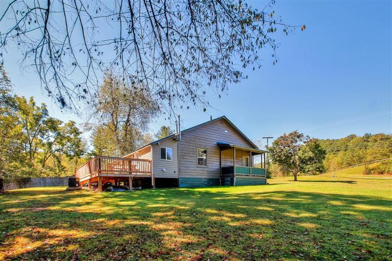 Laissez location Glen Jean de vacances merveilleusement isolée maison servent votre base ultime pour explorer Virginie-Occidentale!