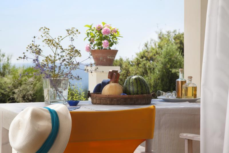 Ploes Villas-Sky Villa- Ionian beach, Anc. Olympia, holiday rental in Gastouni