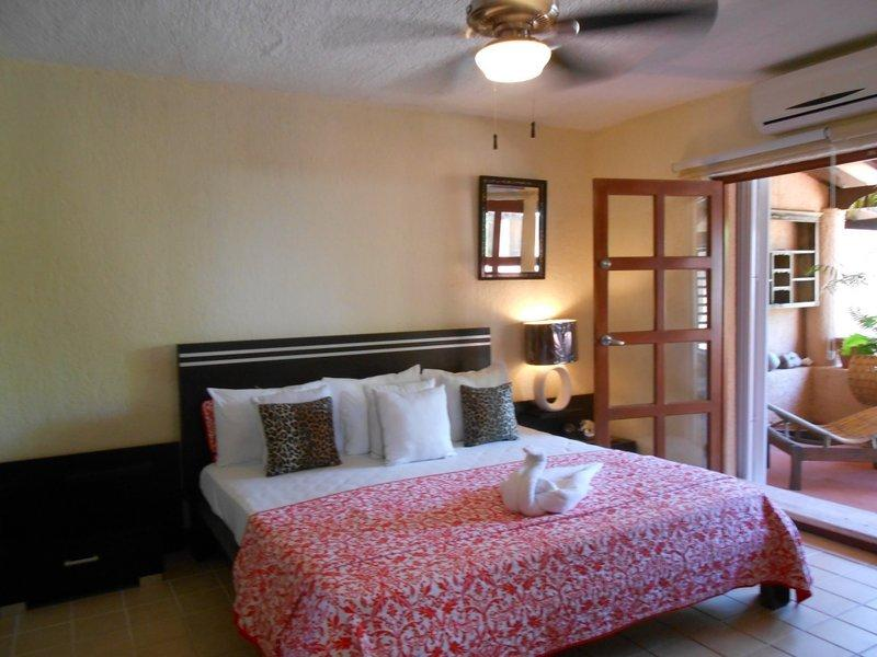 Marina View private, vacation rental in Puerto Aventuras