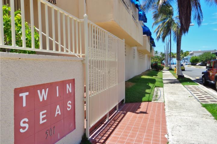 The Condo is close to the beach and every thing around to walk or drive in the car.
