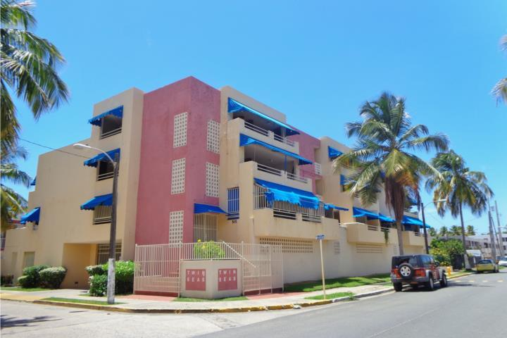 The Condo Twin Seas Vilomar, Luquillo, PR