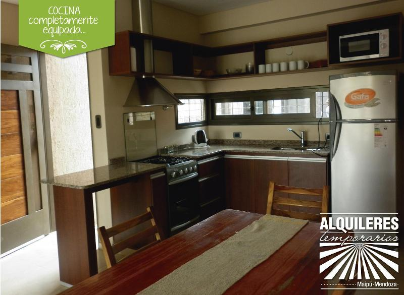 AlquilerTemporario Maipu Mendoza, holiday rental in Lujan de Cuyo