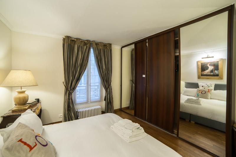 La camera da letto King