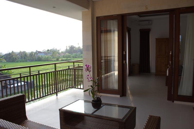 uma padi villa two bedroom private pool villa Ubud, location de vacances à Kedewatan