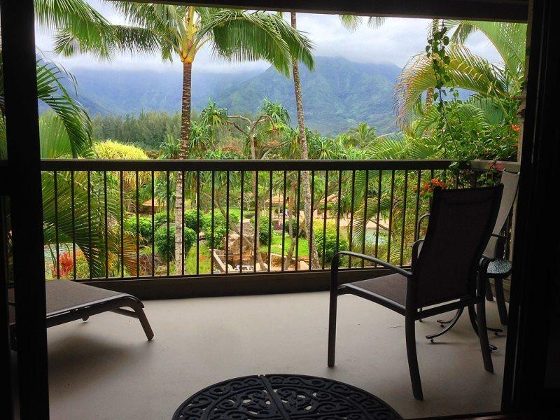 Princeville Condo w/Lagoon Saltwater Pool Access, holiday rental in Hanalei