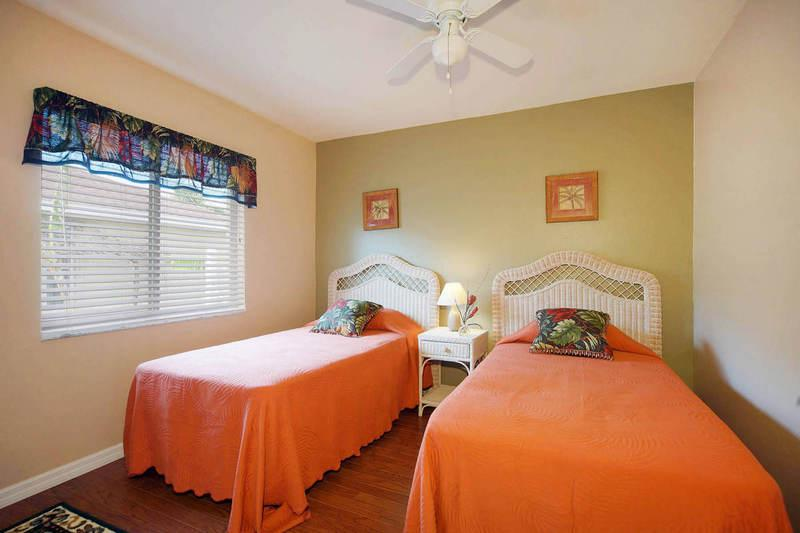 Bright First Guest Bedroom